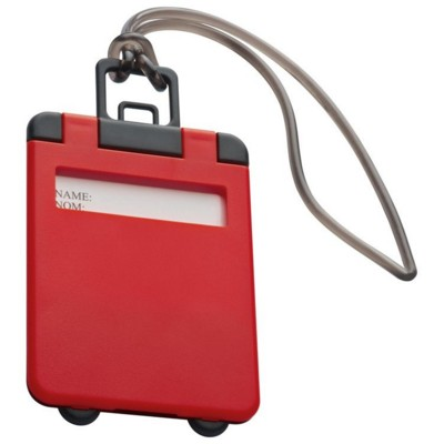 Picture of KEMER LUGGAGE TAG in Red