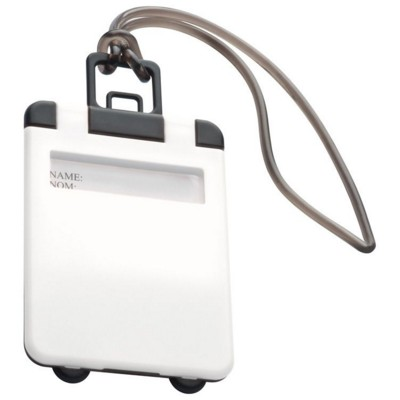 Picture of KEMER LUGGAGE TAG in White