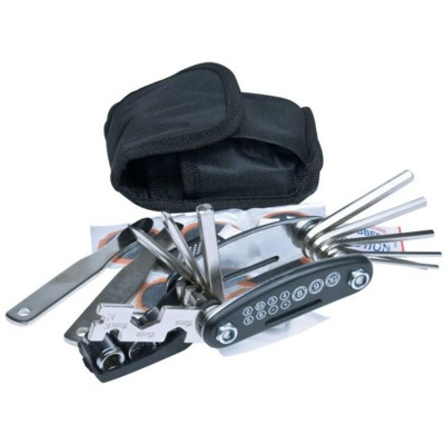 Picture of MINNEAPOLIS BICYCLE REPAIR KIT in Black