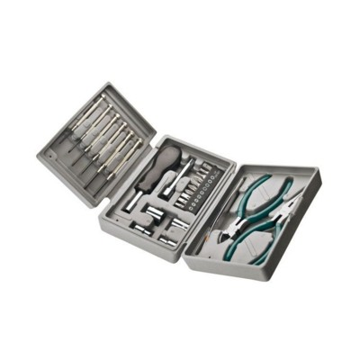 Picture of MANAGUA 25 PIECE TOOL SET in Silver