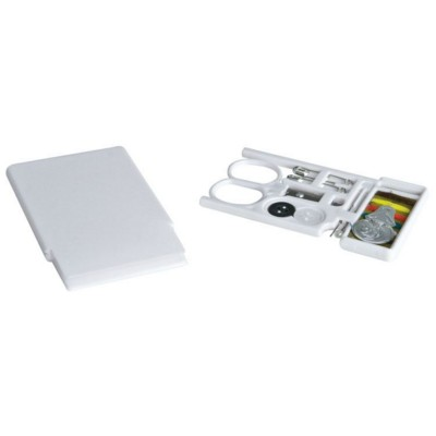 Picture of LE HAVRE TRAVEL SEWING SET in White