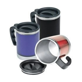 Picture of OKLAHOMA CITY STAINLESS STEEL METAL THERMAL INSULATED THERMAL INSULATED THERMO CUP