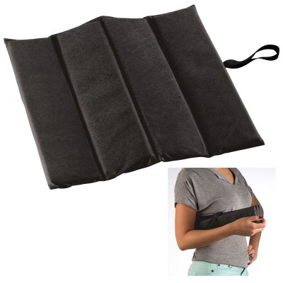 Picture of MANCHESTER NON WOVEN SEAT CUSHION in Black