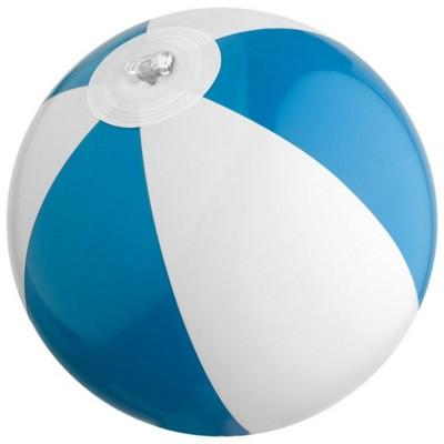 Picture of ACAPULCO MINI BEACH BALL in Blue & White