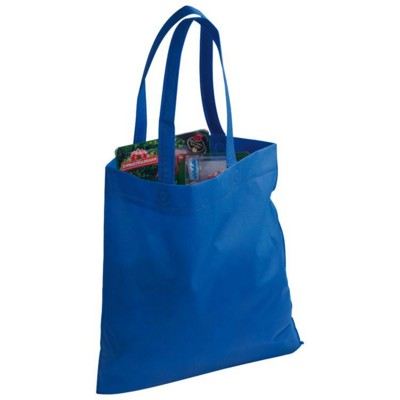 Picture of NIVALA NON WOVEN SHOPPER TOTE BAG in Blue