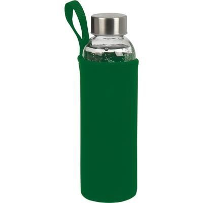 Picture of GLASS BOTTLE KLAGENFURT in Green