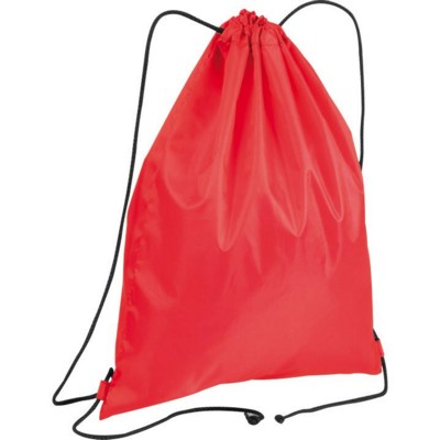 Picture of LEOPOLDSBURG SPORTS BAG in Red