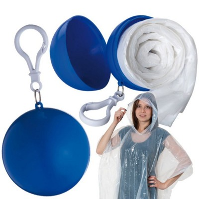 Picture of LYNNFIELD RAIN PONCHO in Blue