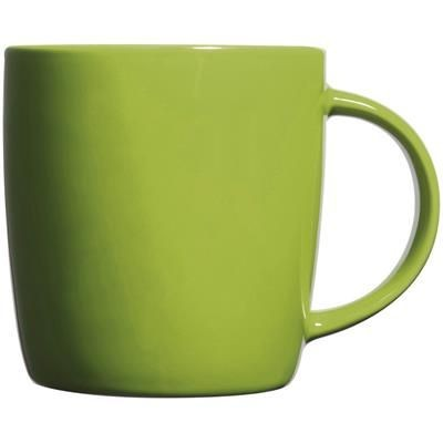 Picture of MARTINEZ CERAMIC POTTERY MUG in Green
