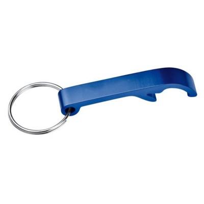Picture of WORCESTER METAL BOTTLE OPENER KEYRING in Blue