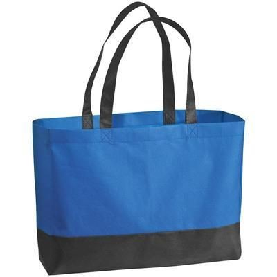 Picture of ZAGREB NON WOVEN BAG in Blue