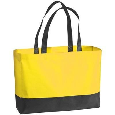 Picture of ZAGREB NON WOVEN BAG in Yellow