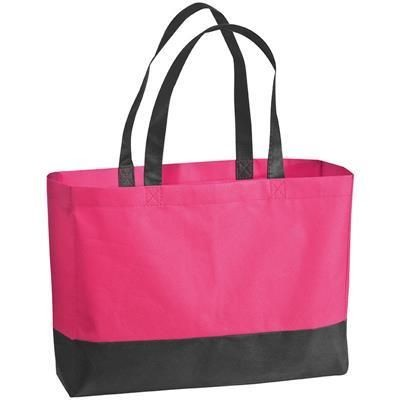 Picture of ZAGREB NON WOVEN BAG in Pink