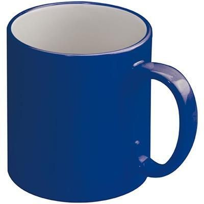 Picture of LISSABON CERAMIC CERAMIC POTTERY POTTERY CUP in Blue