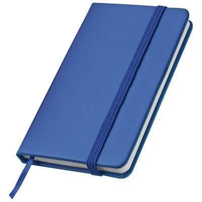 Picture of POCKET HEISENBERG NOTE BOOK in Blue
