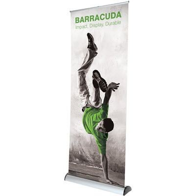 Picture of BARRACUDA PULL UP BANNER