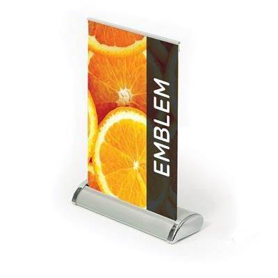 Picture of A3 DESK TOP PULL UP BANNER