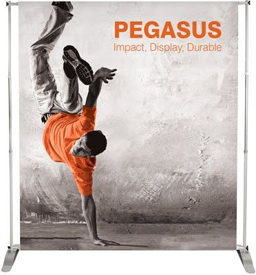 Picture of PEGASUS STAND BANNER
