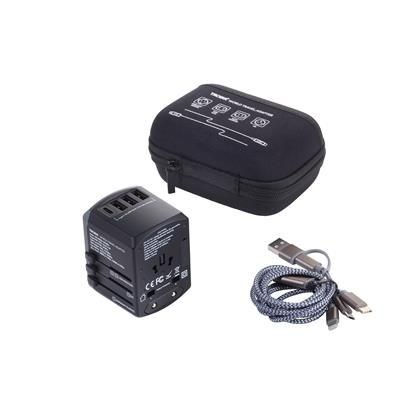 Picture of TROIKA TRAVEL ADAPTER SET