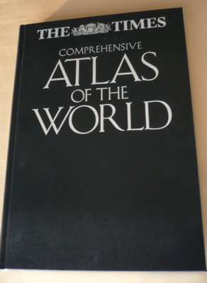 Picture of TIMES ATLAS OF THE WORLD COMPREHENSIVE EDITION