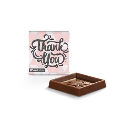 Picture of SQUARE CHOCOLATE BAR