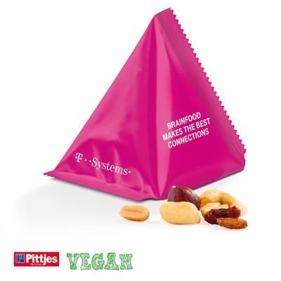 Picture of SNACK TETRAHEDRON PITTJES TRAIL MIX