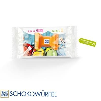 Picture of ADVERTISING MEDIUM RITTER SPORTS CHOCOLATE CUBES