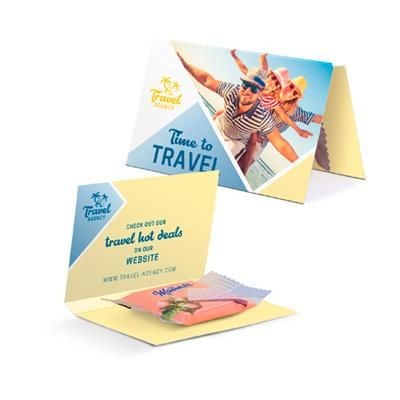 Picture of PROMOTION BUSINESS CARD FORMAT MANNER SINGLE