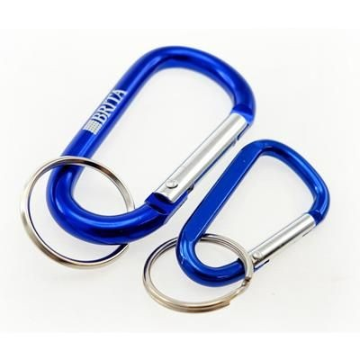 Picture of IMPORTED MINI LASER ENGRAVED CARABINER