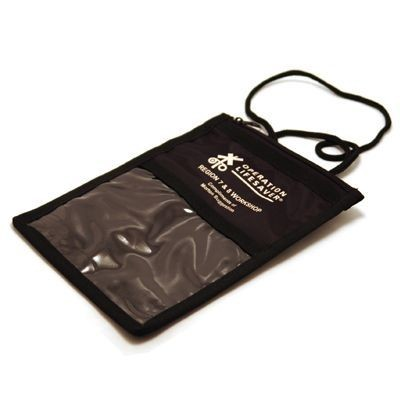 Picture of PRINTED EXECUTIVE BADGE HOLDER