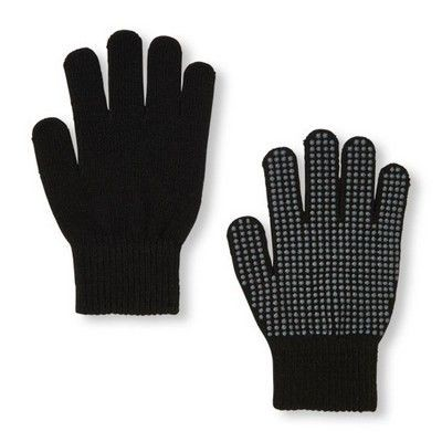 Picture of SILKSCREEN TEXTING GLOVES with Grips