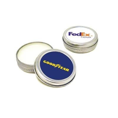 Picture of SPF 15 LIP BALM TIN - PEPPERMINT FLAVOUR