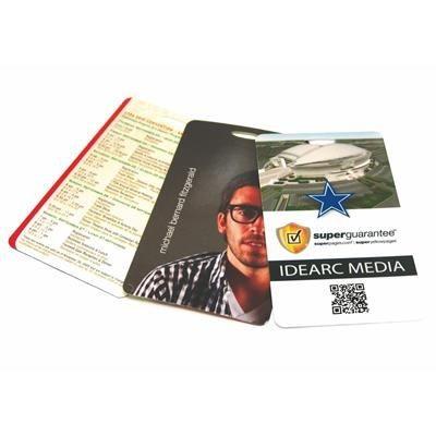 Picture of LAMINATE CARDSTOCK LANYARD CARD