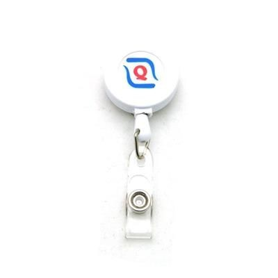 Picture of OCEAN IMPORTED PAD PRINTED COLOUR BADGE REEL
