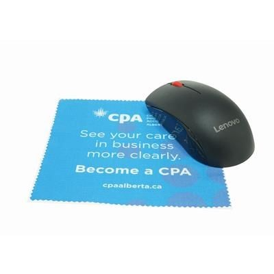 Picture of FULL COLOUR MICROFIBRE MOUSEMAT - 6 X 6 INCH