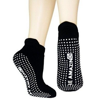 Picture of ANKLE HIGH GRIP SOCKS