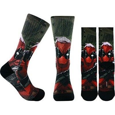Picture of SUBLIMATED MID - CALF SOCKS