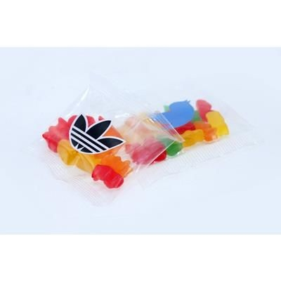 Picture of 28G GUMMY BEARS with Full Colour Label