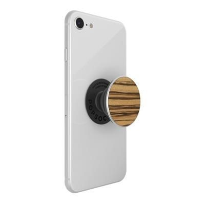 Picture of OFFICIAL POPSOCKETS ZEBRAWOOD POPGRIP