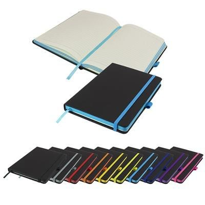 DENIRO EDGE A5 LINED SOFT TOUCH NOTE BOOK