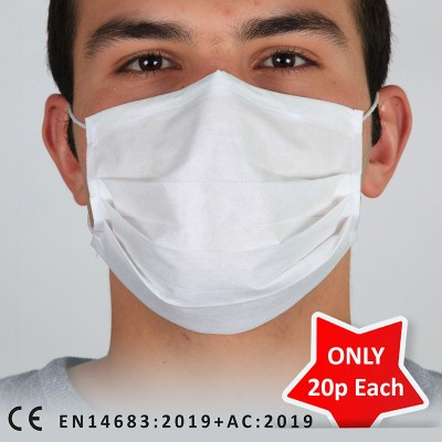 Picture of SURGICAL FACE MASK 3 PLY