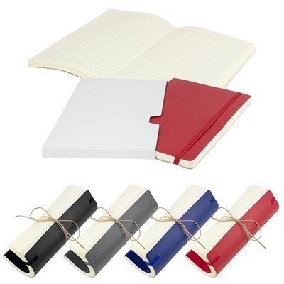 A5 FLEX NOTE BOOK in Red