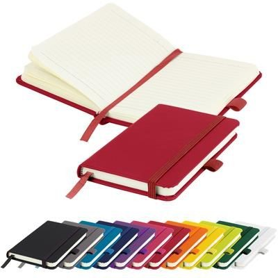 Picture of MORIARTY A6 PU NOTE BOOK in Red