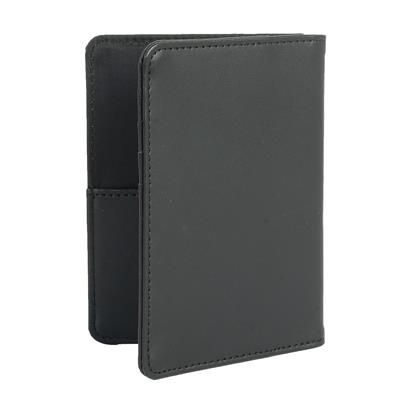 Picture of PALERMO PASSPORT COVER in Black