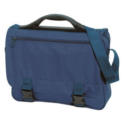 Picture of DUBLIN BRIEFCASE BUSINESS BAG in Navy Blue