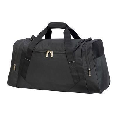 Picture of ABERDEEN BIG KIT HOLDALL BAG in Black