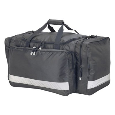Picture of GLASGOW JUMBO KIT SPORTS BAG HOLDALL in Navy Blue
