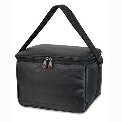 Picture of WOODSTOCK COOL BAG in Black