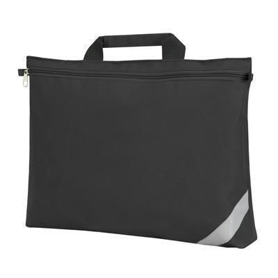 Picture of OXFORD BOOK BAG in Black
