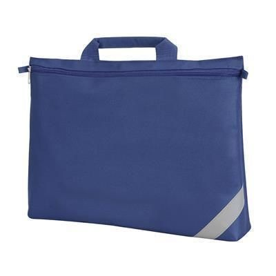 Picture of OXFORD BOOK BAG in Navy